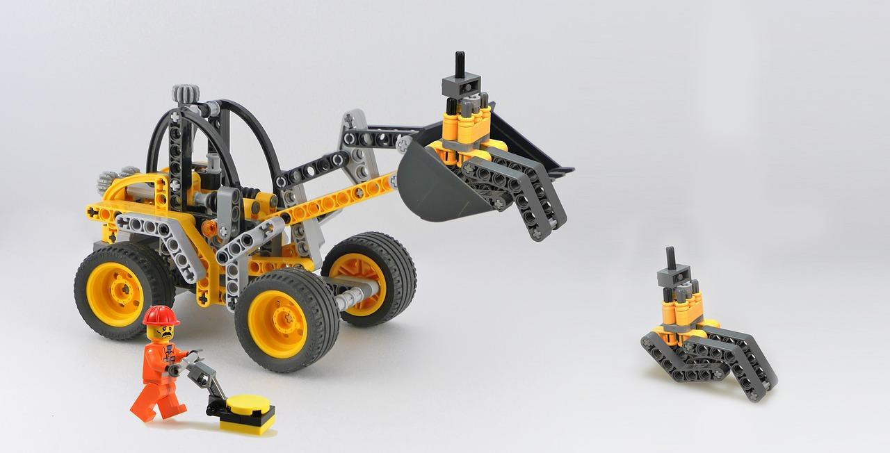 Jaki zestaw klocków LEGO kupić dziecku